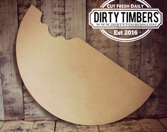 Unfinished, Watermelon, Door, Hanger, Summer, Farmhouse, DIY, Blank, Wood, Cut, Out, Ready, To, Paint, Custom, Wholesale
