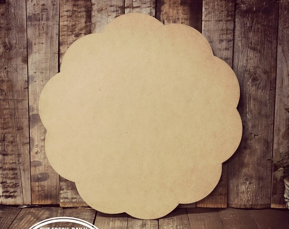 Unfinished, Cloud, Boutique, Jar, Door, Hanger, DIY, Blank, Wood, Cut, Out, Ready, To,  Paint, Fall, Summer, Christmas, Custom