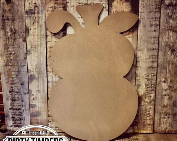 Unfinished, Pumpkin,Whimsical, Stacked, Door, Hanger, Thanksgiving, Fall, Halloween, DIY, Blank, Wood, Ready, To, Paint, Custom, Wholesale