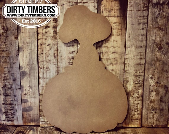 Unfinished, Snoopy, Pumpkin, Door, Hanger, Thanksgiving, Fall, Halloween, DIY, Blank, Wood, Cut, Out, Ready, To, Paint, Custom, Wholesale