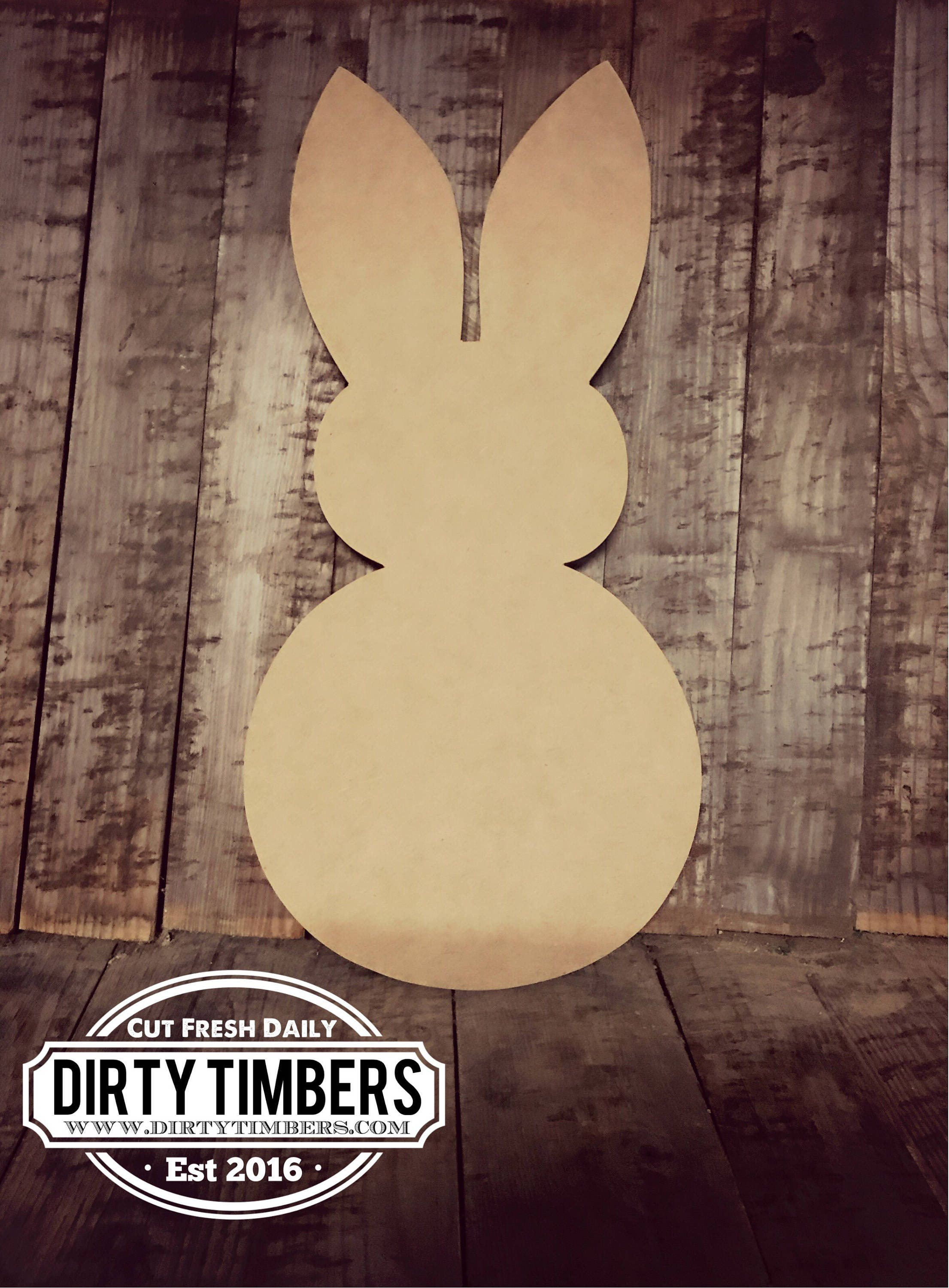 Exceptional Unfinished, Easter, Bunny, Door, Hanger, Spring, DIY, Blank, Wood, Cut,  Out, Ready, To, Paint, Custom,Wholesale