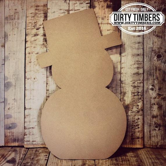 Unfinished , Snowman, Christmas, Decor, Character, Ornament, Door, Hanger, Diy, Wood, Blank, Holiday Decor, Paint, Party, Wholesale, DT2137