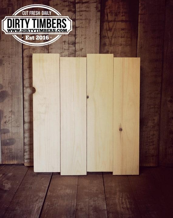 Unfinished, Pallet, Farm, House, Board, Canvas, Panel, Pack, Craft, Bundle, Wood, Frame, Rustic, Sign, DIY, Blank, Wedding, Guest, Book,