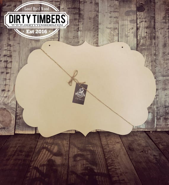 Unfinished, Boutique, Sign, Door, Hanger, DIY, Blank, Wood, Cut, Out, Ready, To, Paint, Custom, Christmas, Fall, Party, DT2085