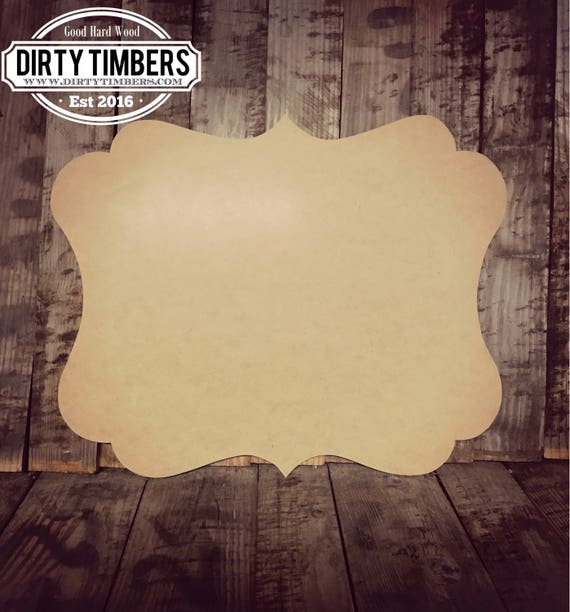 Unfinished, Boutique, Sign, Door, Hanger, Baby, Shower, Wedding, DIY, Blank, Wood, Cut, Out, Ready, To, Paint, Custom,Wholesale