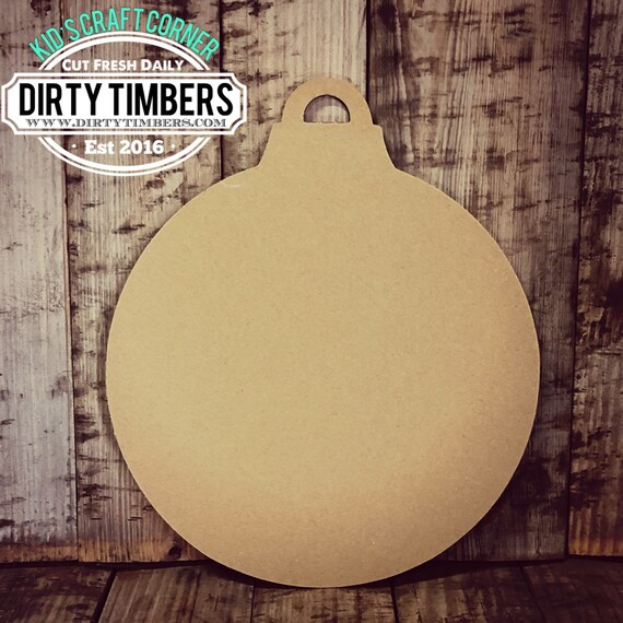 Unfinished, Ornament, Kids, Craft, Small, Door, Hanger, Shower, Christmas, Tree, DIY, Blank, Wood, Cut, Out, Ready, To, Paint, DT2143