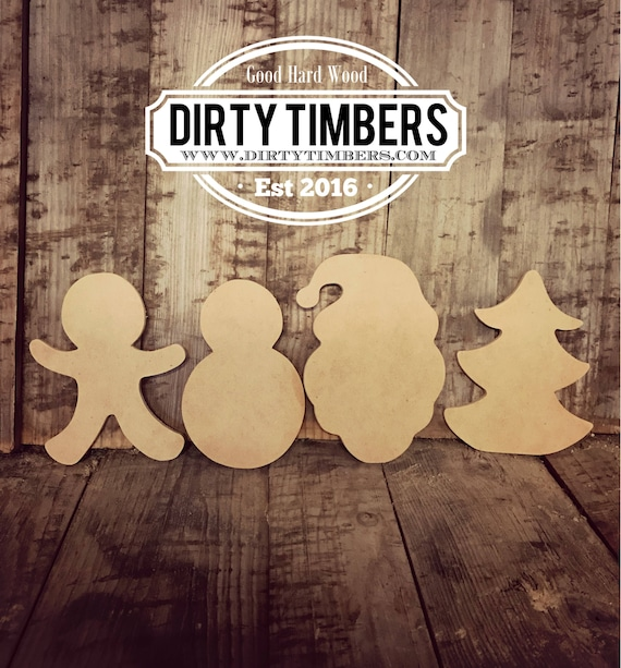 Unfinished, Christmas, Tree, Ornaments, Door Hanger, Paint, Winter, Decor, DIY, Blank, Holiday, Decor, Paint, Blank, Kids, Canvas, DT2120