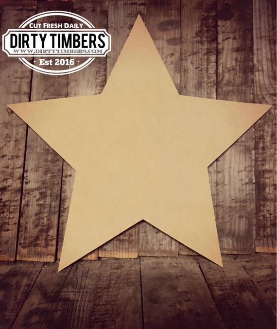 Unfinished, Star, Christmas, Tree, Door, Hanger, Holiday, DIY, Blank, Wood, Cut, Out, Ready, To, Paint, Custom,Wholesale