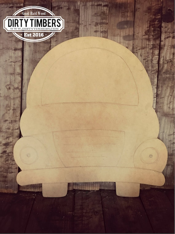 Unfinished, Car, Marriage, Door, Hanger, Wedding, DIY, Blank, Wood, Cut, Out, Ready, To, Paint, Custom,Wholesale