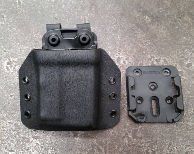 M4/AR Magazine, Kydex carrier with Modular Mount