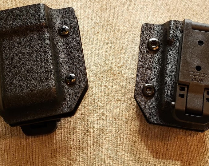 Competition Single pistol mag carrier
