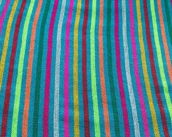 e604685cd9d1e8 Mexican Fabric ( half yard) Green | Traditional Mexican fabric | Mexican  Fiesta fabric | Cinco de mayo decoration | otomi fabric