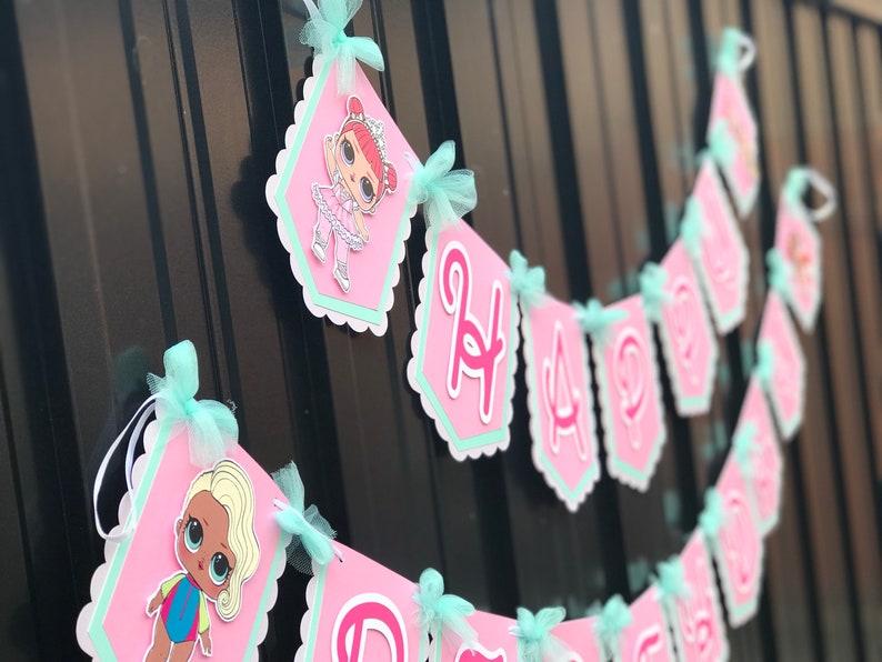 Handmade Birthday Banner