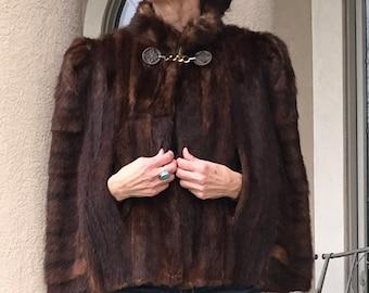 Fox fur stole  fur collar  two available  light brown  dark brown  Priced  per stole  fur  fox  stole  fox fur  fox fur  fur
