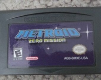 Metroid zero mission | Etsy