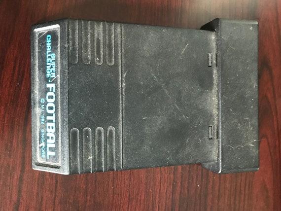 Super défi Football Atari 2600