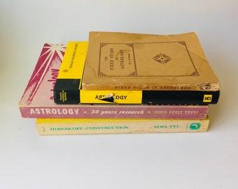 Vintage astrology books | Etsy