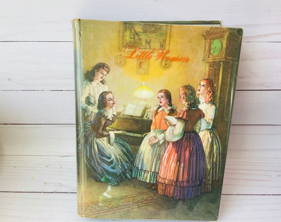 1947 Little Women Illustrated Junior Library Edition