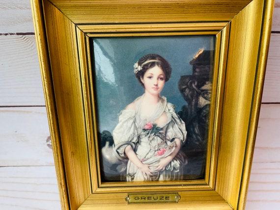 Helca Greuze Painting