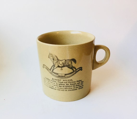 Coffee Mug - Robert Wilson - Pottery - Rocking Horse