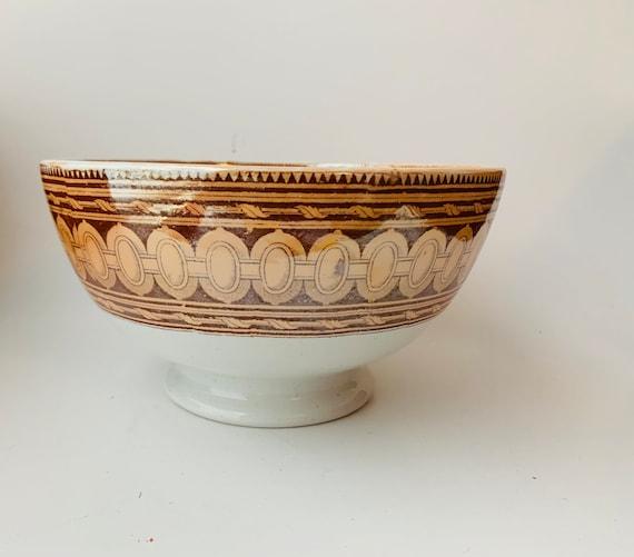 Vintage Bali Societe Ceramique Maastricht Holland Bowl