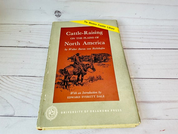 Cattle-Raising on the Plains of North America by Edward Everett