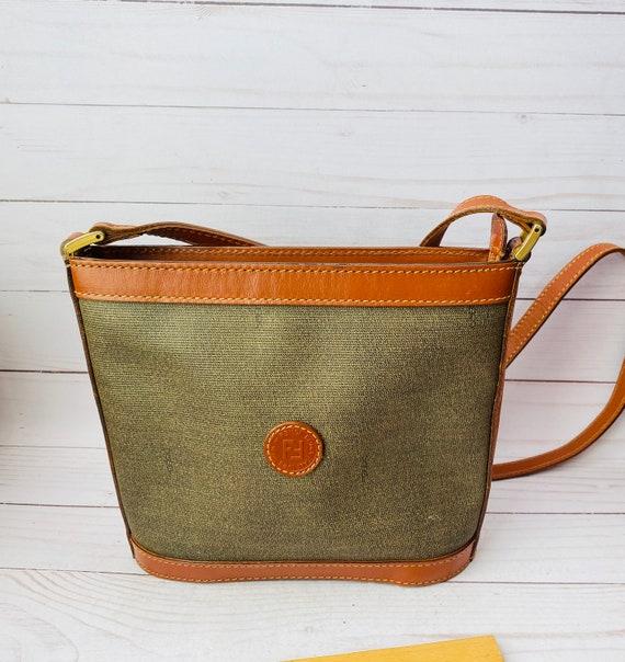 Vintage Fendi Bag--Fendi Bag
