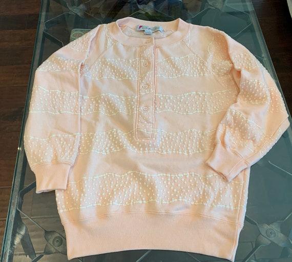 Vintage 80s Chaus Sweatshirt Size S