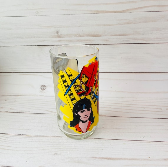 1978 Pepsi Superman Glass