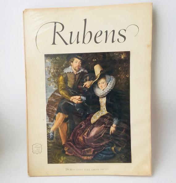 Vintage Rubens Book