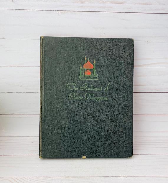 1938 The Rubaiyat of Omar Khayyam