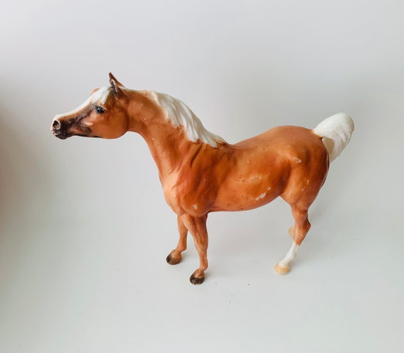 Breyer Molding CO. Made In USA Plastic Horse