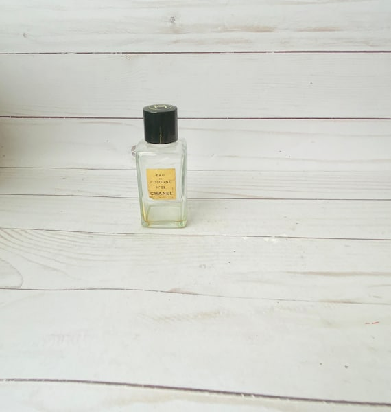 Vintage Chanel Perfume Bottle--Chanel Perfume