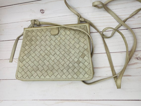 Vintage Bottega Veneta Crossbody Bag