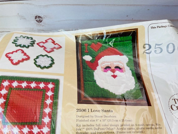 Vintage Creative Circle Christmas Kit