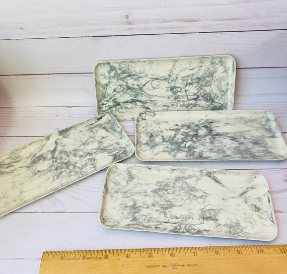 Set of 4 Flintwood Pasadena Trinket Trays- Flintwood Pasadena Tray