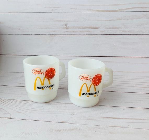 Vintage McDonald's Mugs