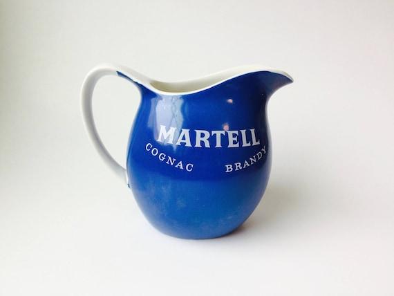 Vintage HCW Martell Cognac Brandy Pitcher