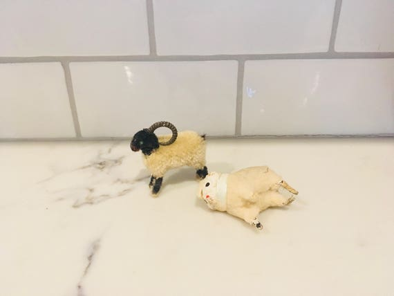 Vintage German Sheep
