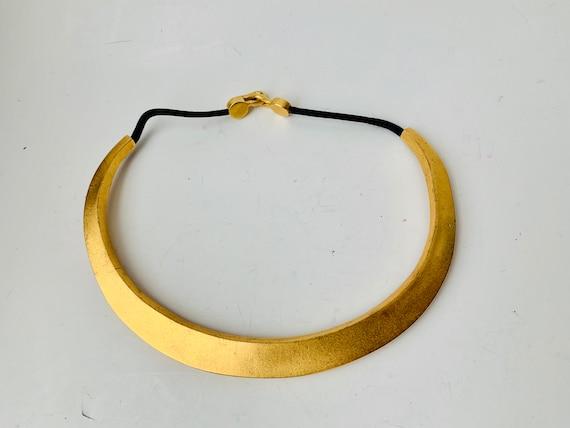 Lee Wolfe Choker Necklace