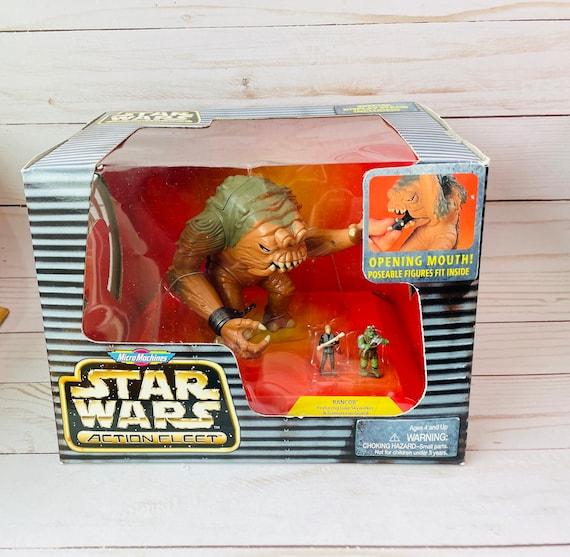 Galoob Micro Machines Star Wars Rancor Action Figure