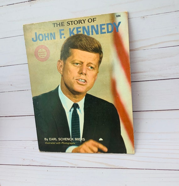1964 The Story Of John F. Kennedy