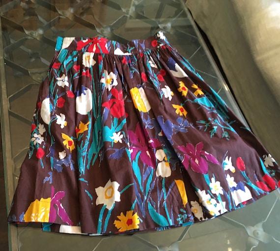 Vintage Escada Skirt Size 40