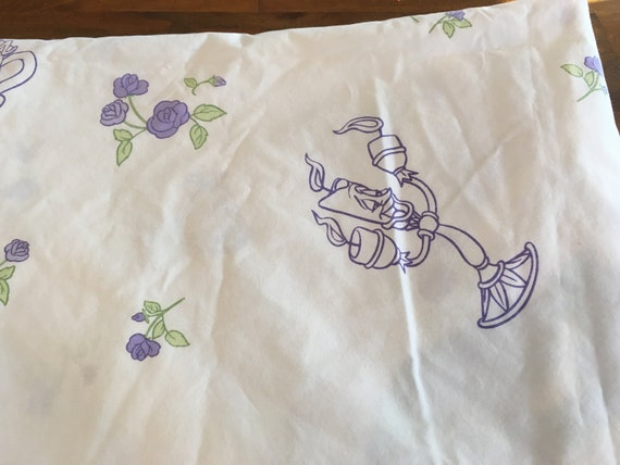 Bed Sheets from Disney Beauty & The Beast