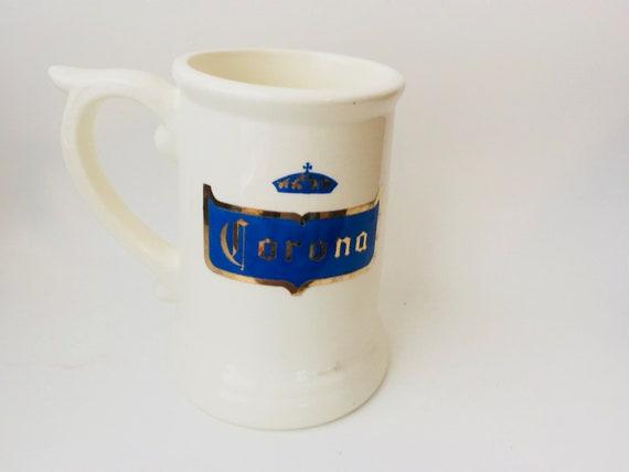 Vintage Cerveza Corona Mug