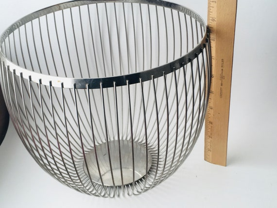 WMF Stainless Steel Cromargan Ole Palsby Copenhagen Basket