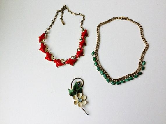 Vintage 50s Jewelry Lot