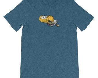 Trout Prescription - Short-Sleeve Unisex T-Shirt