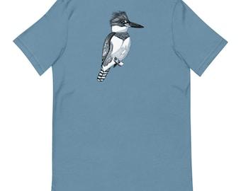 Short-Sleeve Unisex T-Shirt - Kingfisher