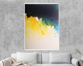 Abstract Art Print | Giclee Print | Modern Abstract Art Print | Abstract Print | Abstract Art | Modern Art Print | Original Painting Print